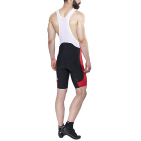 Castelli Evoluzione 2 Bibshorts Men black/red